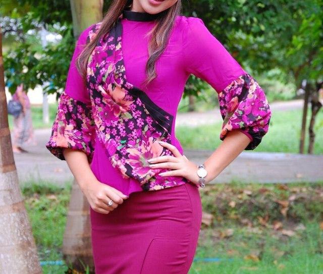 Moe Yu San From Myanmar Model Girls
