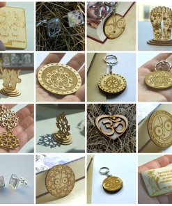 Vaishnava Jewelry Collage 2