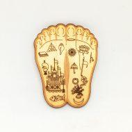 Radha Lotus Feet