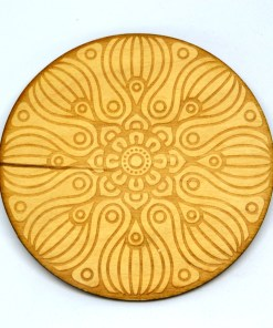 Lasercut coasters custom order