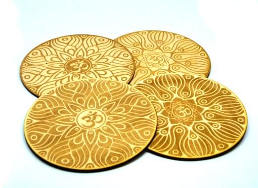 laser cut coasters custom orders 1