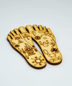 Gauranga Lotus Feet 2