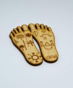 Lord Krishna Lotus Feet
