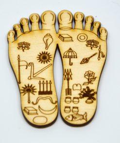 Nityanada Lotus feet 2