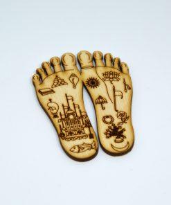 Shri Radha Lotus feet