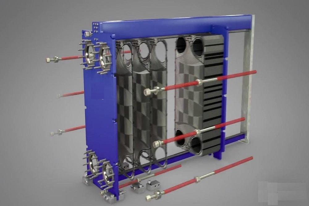 Heat Exchangers Plates Manufacturers