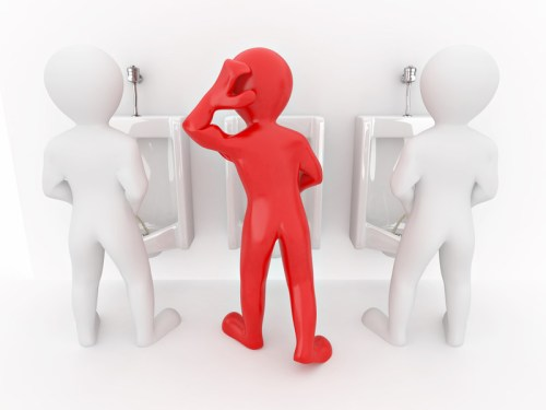 shy bladder syndrome