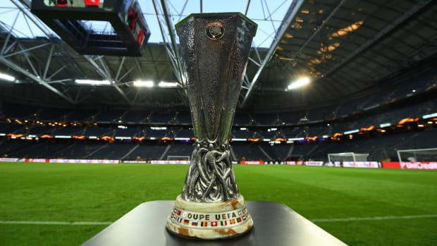 Image result for UEFA postpones Champions League final amid shutdown