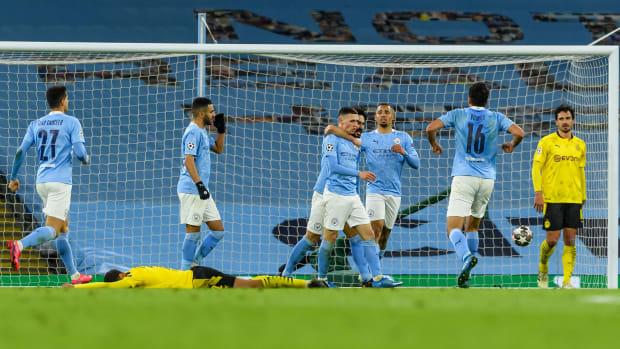 Man City 2, Dortmund 1: Foden nets winner in 90th minute ...