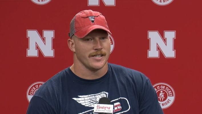 Presser Kicks Off Nebraska Football Fall Camp