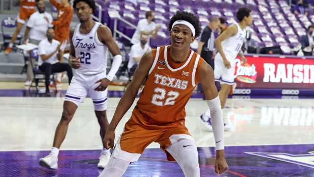 Texas forward Kai Jones declares for NBA draft - Sports Illustrated