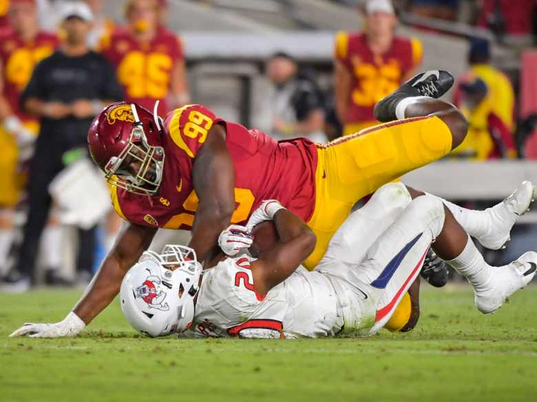 USC's Drake Jackson, Talanoa Hufanga, Markese Stepp, Others Out Multiple  Weeks - Sports Illustrated USC Trojans News, Analysis and More