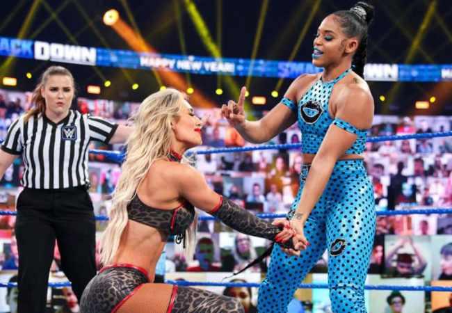 WWE: Bianca Belair