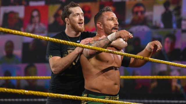 Under-Sized, Hard-Hitting Bobby Fish Takes Pride in Undisputed Era's Unrivaled Chemistry