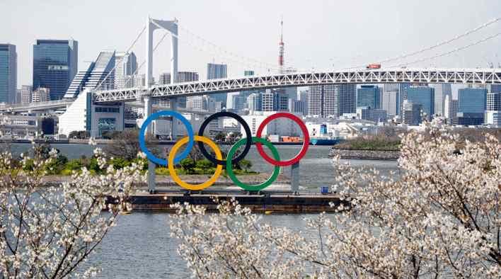 tokyo olympics still on