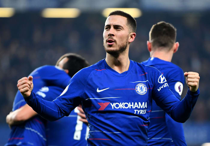 Thibaut Courtois Urges Ex-Chelsea Teammate Eden Hazard to ...