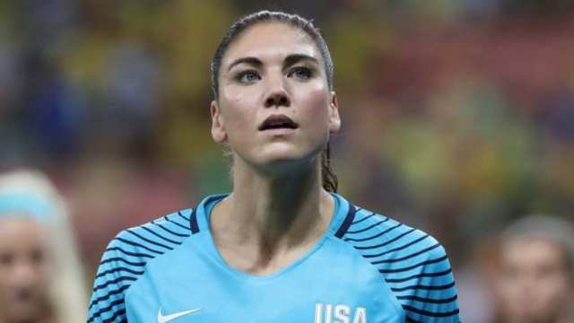 Hope Solo is still on the outside looking in of the National Soccer Hall of Fame