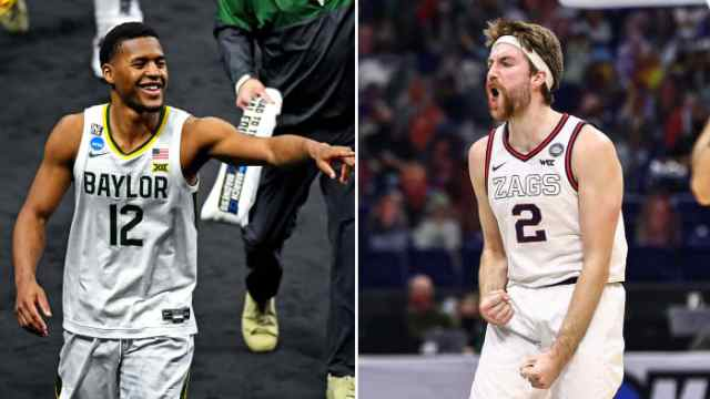 Baylor's Jared Butler and Gonzaga's Drew Timme