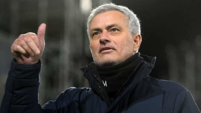 Roma hires Jose Mourinho as its manager