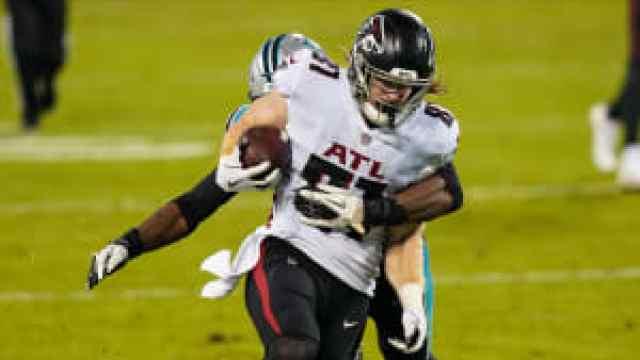 Falcons Hayden Hurst