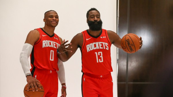 Harden, Westbrook Hope to Play in 2020 Olympics