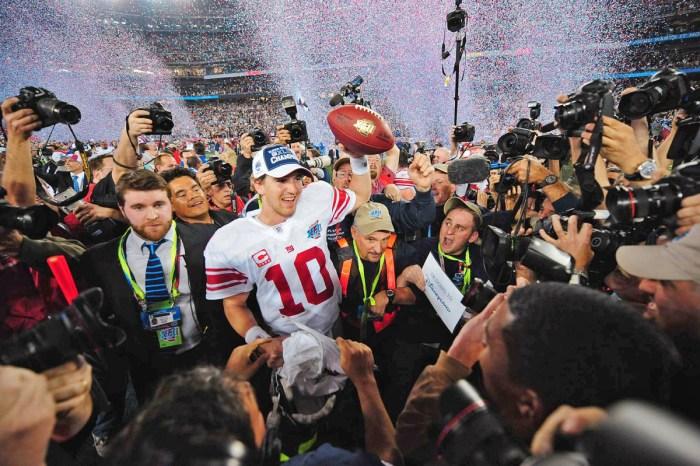 Image result for sports news eli manning