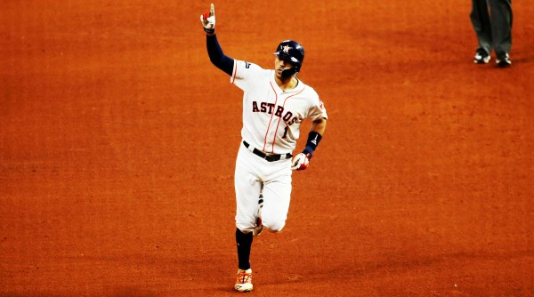 Correa Finds Stroke in Time to Power Astros to Game 2 Win