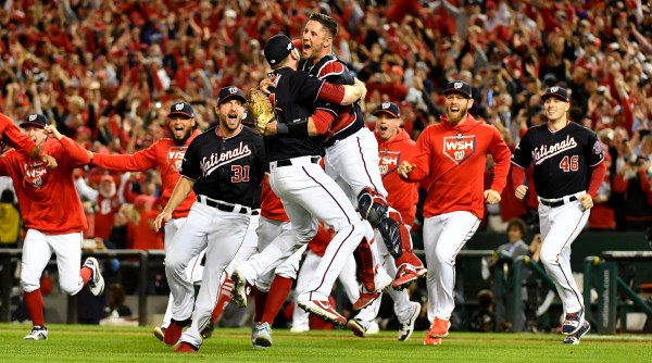 Nationals Treasure: After Years of Heartbreak, Washington Has Won the NL