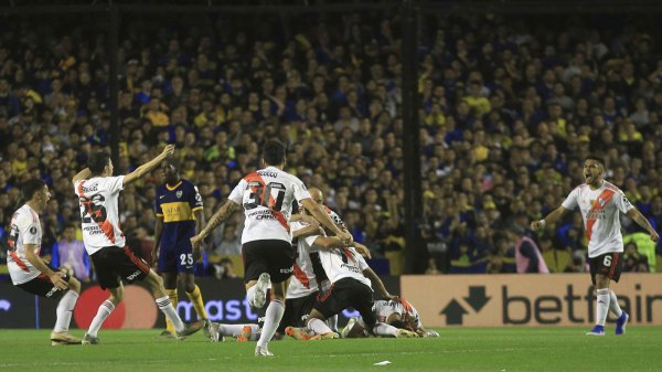 River Plate Ousts Boca Juniors, Returns to Copa Final