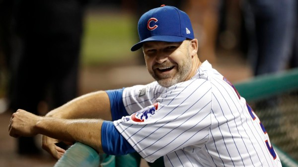 Cubs Hiring David Ross As Their Next Manager