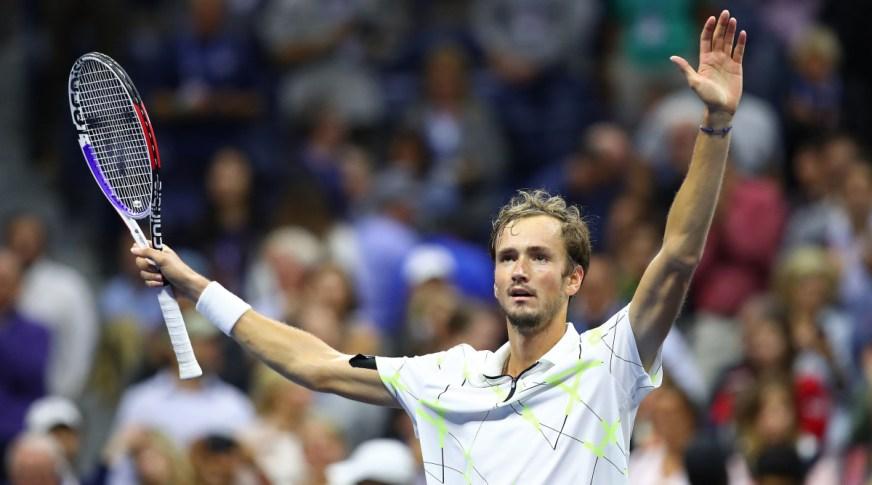 US Open: Medvedev beats Dimitrov, sets up final against ...