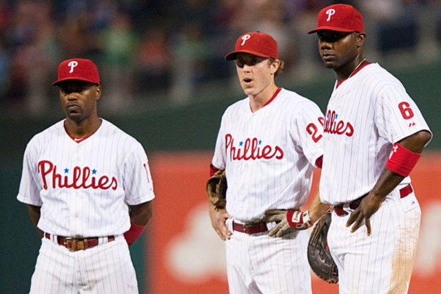 Ted Keith: Phillies looking for another playoff push from aging core - Sports Illustrated