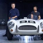 Ford V Ferrari Christian Bale Matt Damon Open Up About The Movie Sports Illustrated