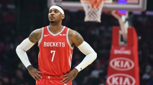 Blazers Take Worthwhile Flier on Carmelo Anthony