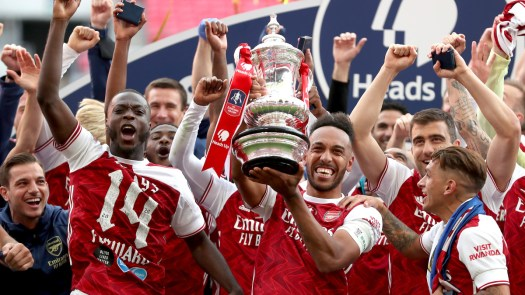 FA Cup Final: Arsenal beats Chelsea for 14th FA Cup title ...