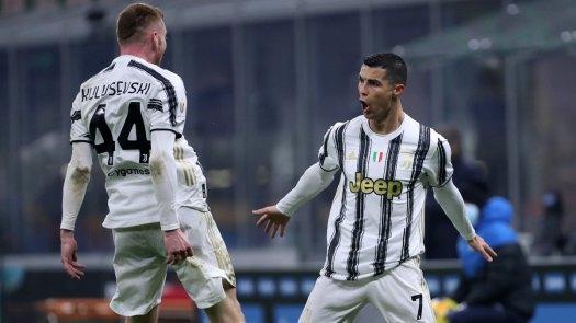 Cristiano Ronaldo goal video: Juventus star nets 2 vs ...