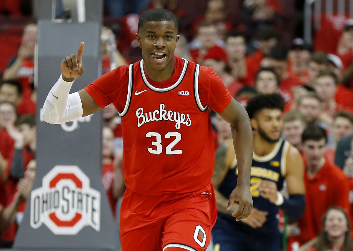 Ohio State Forward E.J. Liddell Declares For NBA Draft - Sports Illustrated Ohio State Buckeyes News, Analysis and More