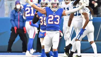 Where do Bills stand after extension for Micah Hyde, new contract for Andre  Smith? - Sports Illustrated Buffalo Bills News, Analysis and More