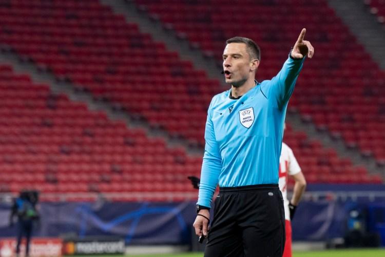 Confirmed Officials: FC Porto vs Chelsea | Champions ...