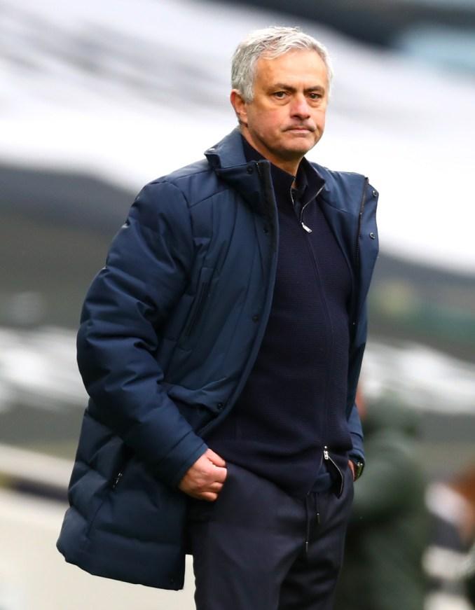 Mourinho cover TOT