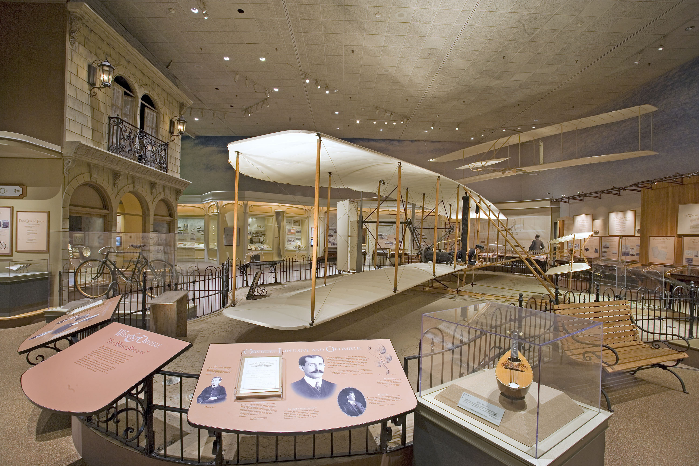 Wright Brothers Museum Ohio