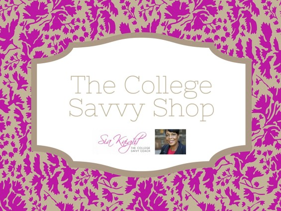The College Savvy Store