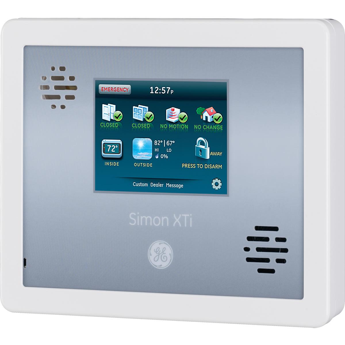 Interlogix Simon Xti 5 Wireless Security System 311 Kit