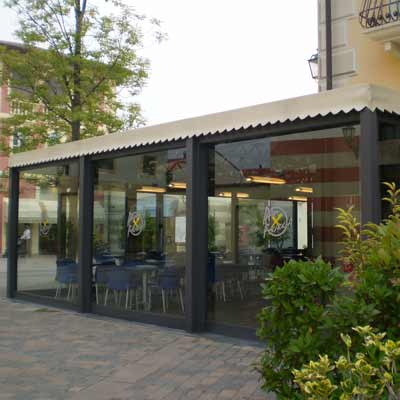 Vetrine nogozi Dehor Outlet Serravalle