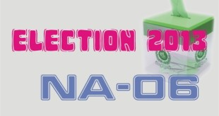 NA-6 Peshawar-VI Result Election 2013