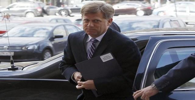 U.S. Ambassador Michael McFaul