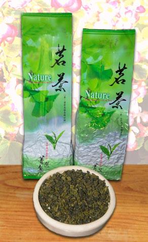 DMS Cing Xin Green Pearls Green Tea