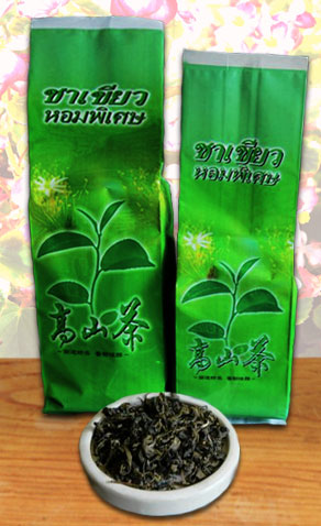 DMS Bai Yai Assamica Green Tea