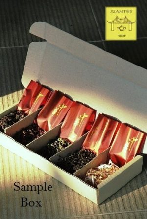 Siam Tee Sample-Box 'Große Tees Chinas'