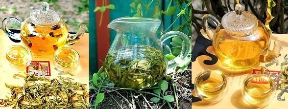 Anji Bai Cha Green Tea / Anji White Tea settings